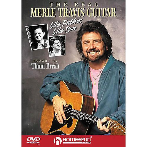 Homespun The Real Merle Travis Guitar (DVD)-thumbnail