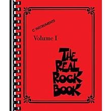 Hal Leonard The Real Rock Book - Vol. 1