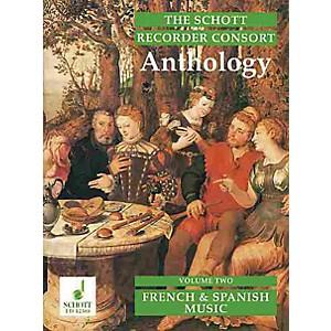 Schott The Recorder Anthology - Volume 2 Schott Series by Various Arranged ... by Schott