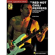 Hal Leonard The Red Hot Chili Peppers Signature Licks Book with CD