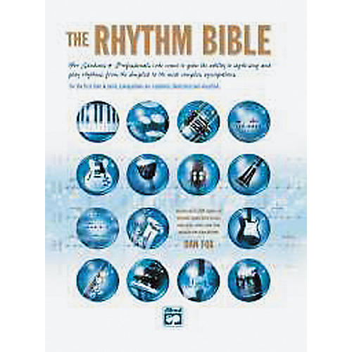 Alfred The Rhythm Bible Book and CD-thumbnail