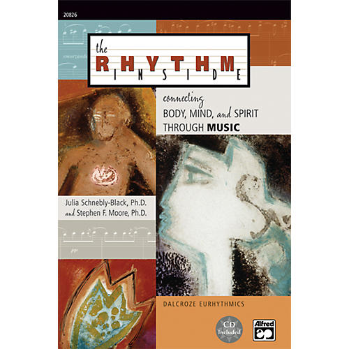Alfred The Rhythm Inside Book & CD-thumbnail