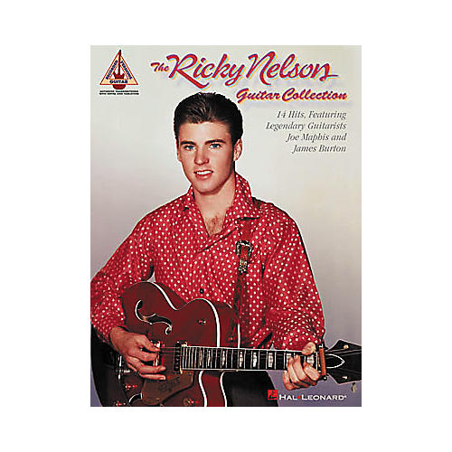 Hal Leonard The Ricky Nelson Collection Guitar Tab Book-thumbnail