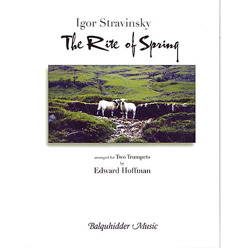 Carl Fischer The Rite Of Spring Book-thumbnail