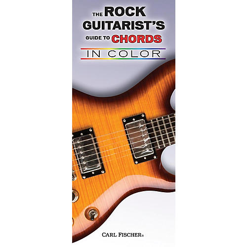 Carl Fischer The Rock Guitarist's Guide to Chords Book-thumbnail