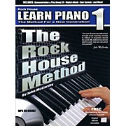Rock House The Rock House Method - Learn Piano Book 1 (Book/CD)