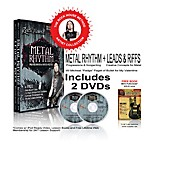 Hal Leonard The Rock House Method - Michael Paget DVD Collection