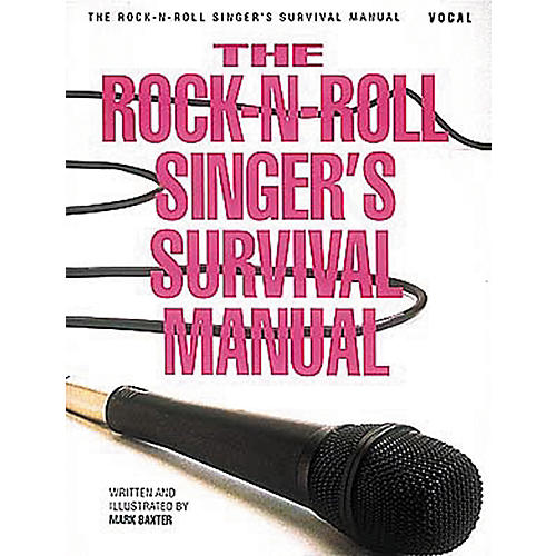 Hal Leonard The Rock-N-Roll Singer's Survival Manual Book-thumbnail