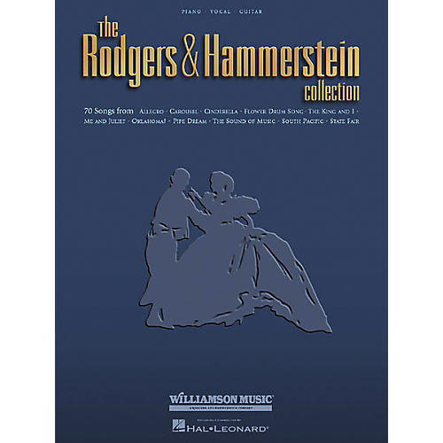 Hal Leonard The Rodgers & Hammerstein Collection Piano, Vocal, Guitar Songbook-thumbnail
