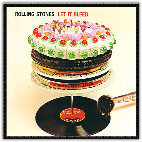 Universal Music Group The Rolling Stones - Let It Bleed Vinyl LP-thumbnail
