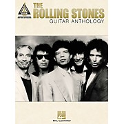 Hal Leonard The Rolling Stones Guitar Tab Anthology Songbook