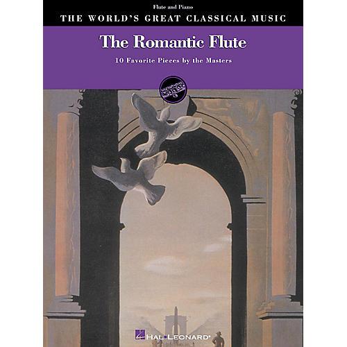 Hal Leonard The Romantic Flute World's Greatest Classical Music Series