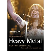 Penguin Books The Rough Guide To Heavy Metal Book