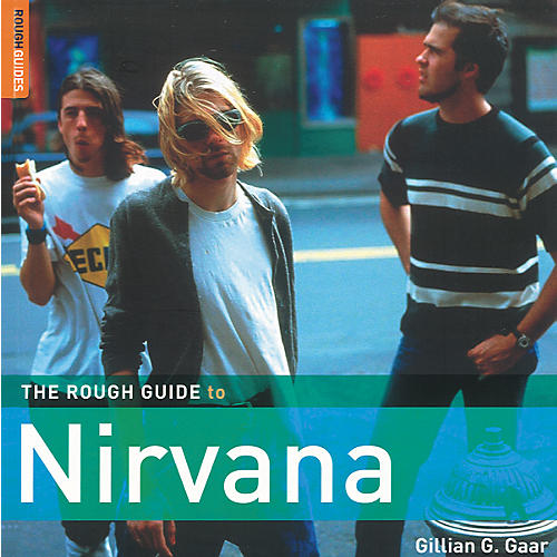 Alfred The Rough Guide to Nirvana (Book)-thumbnail