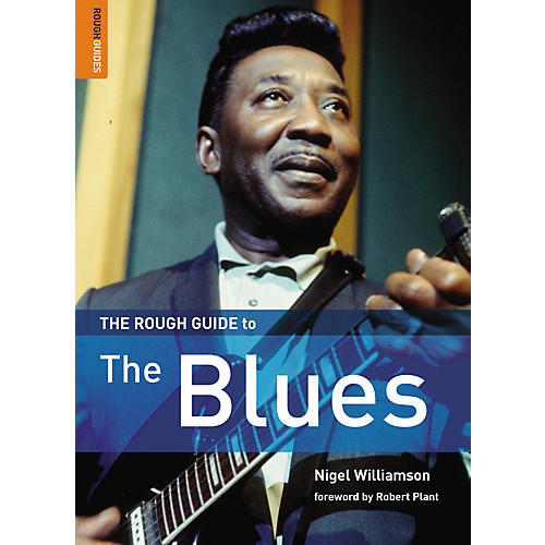 Alfred The Rough Guide to the Blues (Book)-thumbnail