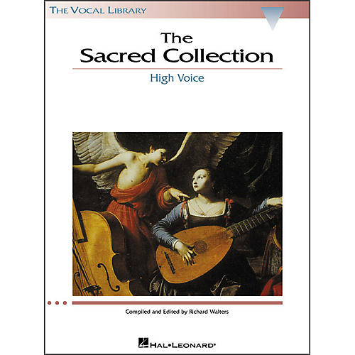 Hal Leonard The Sacred Collection for High Voice (The Vocal Library Series)-thumbnail