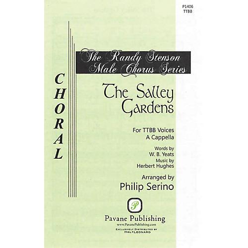 Pavane The Salley Gardens TTBB arranged by Philip Serino