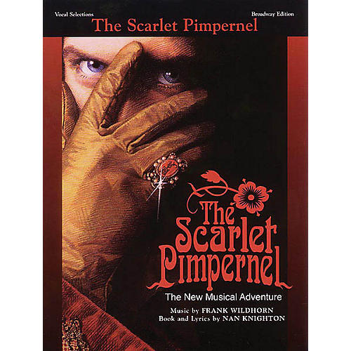 Alfred The Scarlet Pimpernel (Vocal Selections) Vocal Selections Series Softcover
