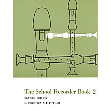 Music Sales The School Recorder - Book 2 (Revised Edition) Music Sales America Series Written by E. Priestley