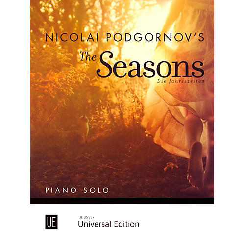 Carl Fischer The Seasons (Book + Sheet Music)