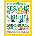 Hal Leonard The Sesame Street Songbook 40 Favorite Songs arranged for piano, vocal, and guitar (P/V/G)  Thumbnail