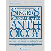 Hal Leonard The Singer's Musical Theatre Anthology: Mezzo-Soprano/Belter - Volume 6