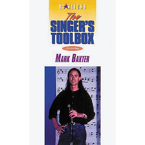 Hal Leonard The Singer's Toolbox Featuring Mark Baxter Video