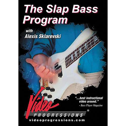 Hudson Music The Slap Bass Program DVD