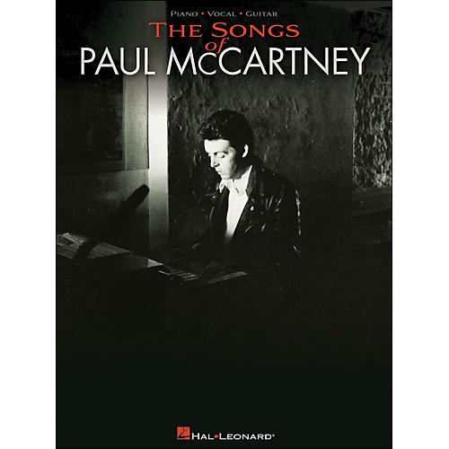 Hal Leonard The Songs Of Paul Mccartney PVG-thumbnail
