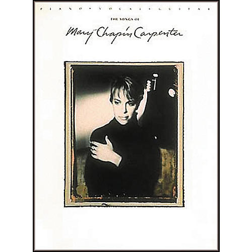 Hal Leonard The Songs of Mary Chapin Carpenter Piano, Vocal, Guitar Songbook-thumbnail