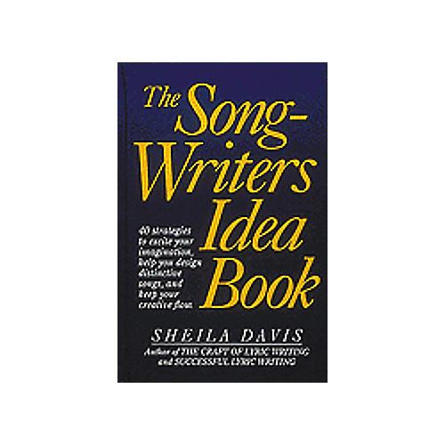 Hal Leonard The Songwriter's Idea Book-thumbnail