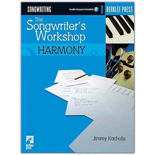 Hal Leonard The Songwriters Workshop Harmony Softcover with CD-thumbnail