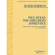 G. Schirmer The Sorcerer's Apprentice Percussion Series Softcover Composed by Paul Dukas Arranged by Avner Dorman