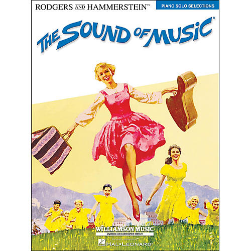 Hal Leonard The Sound Of Music Piano Solos