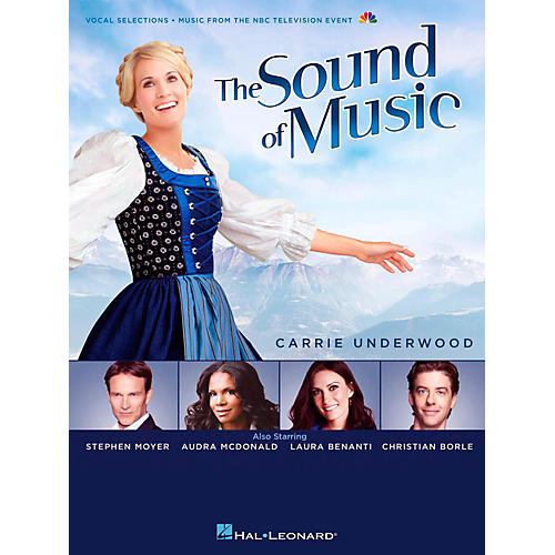 Hal Leonard The Sound Of Music Vocal Selections (2013 Television Broadcast)-thumbnail