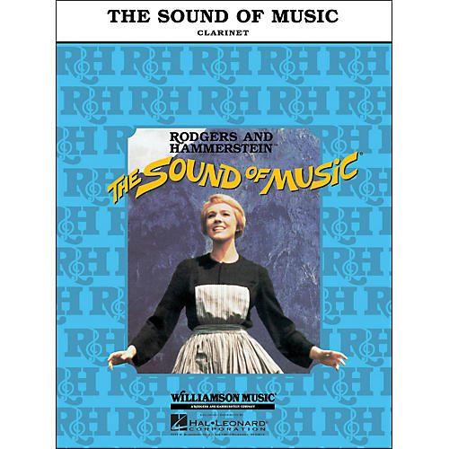 Hal Leonard The Sound Of Music for Clarinet-thumbnail