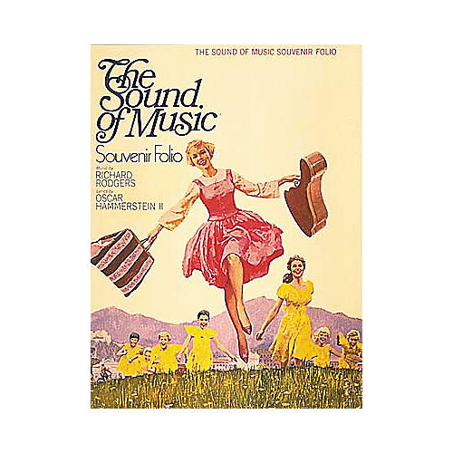 Hal Leonard The Sound of Music Piano, Vocal, Guitar Songbook