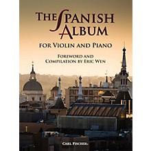 Carl Fischer The Spanish Album (Book + Sheet Music)