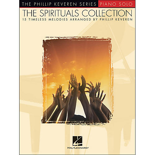 Hal Leonard The Spirituals Collection - The Phillip Keveren Series - for Piano Solo-thumbnail