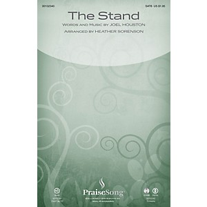 PraiseSong The Stand ORCHESTRA ACCOMPANIMENT by Hillsong Arranged by Heathe...