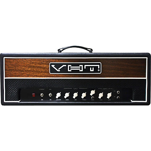 VHT The Standard 36 36W Hand-Wired Tube Guitar Amp Head-thumbnail