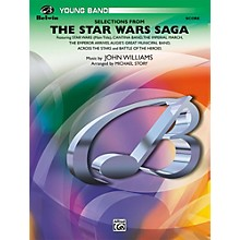 BELWIN The Star Wars Saga, Selections from Grade 2.5 (Easy to Medium Easy)