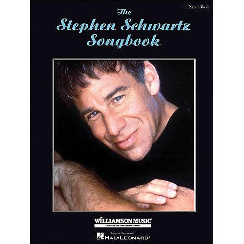Hal Leonard The Stephen Schwartz Songbook arranged for piano, vocal, and guitar (P/V/G)-thumbnail