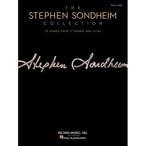 Hal Leonard The Stephen Sondheim Collection for Piano/Vocal/Vocal PVG