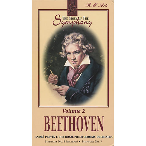 Kultur The Story of the Symphony Volume 2: Beethoven
