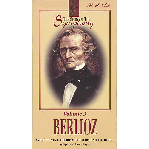Kultur The Story of the Symphony Volume 3: Berlioz