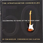 The Stratocaster Chronicles (Book/CD)