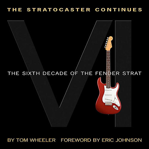 Hal Leonard The Stratocaster Continues - The Sixth Decade Of The Fender Strat-thumbnail