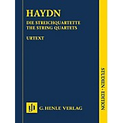 G. Henle Verlag The String Quartets Henle Study Scores Series Composed by Joseph Haydn Edited by Sonja Gerlach