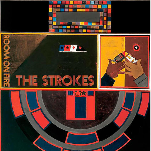Sony The Strokes - Room On Fire-thumbnail